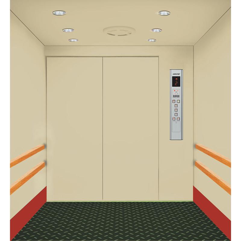 载货电梯效果图